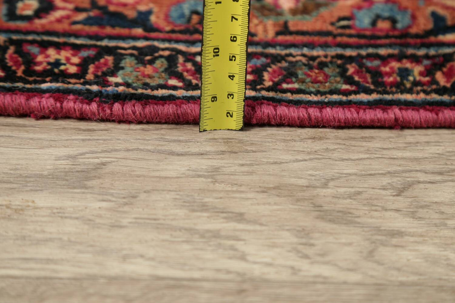 Antique Floral Red Dorokhsh Persian Rug Large 11x14 image 6