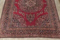 Antique Floral Red Dorokhsh Persian Rug Large 11x14 image 8