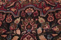Antique Floral Red Dorokhsh Persian Rug Large 11x14 image 13