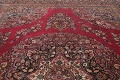 Antique Floral Red Dorokhsh Persian Rug Large 11x14 image 16