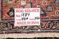 Antique Floral Red Dorokhsh Persian Rug Large 11x14 image 25