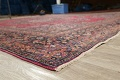 Antique Floral Red Dorokhsh Persian Rug Large 11x14 image 20