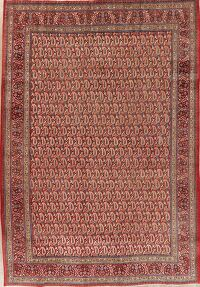 Antique Paisley All-Over Mood Persian Area Rug 8x11
