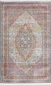 Traditional Floral Distressed Turkish Oriental Rugs image 12