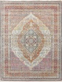 Traditional Floral Distressed Turkish Oriental Rugs image 14