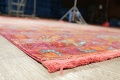 Hunting Design Pictorial Distressed Heat-Set Area Rugs image 4