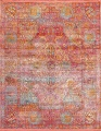 Hunting Design Pictorial Distressed Heat-Set Area Rugs image 12