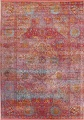 Hunting Design Pictorial Distressed Heat-Set Area Rugs image 13