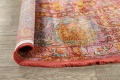 Hunting Design Pictorial Distressed Heat-Set Area Rugs image 19