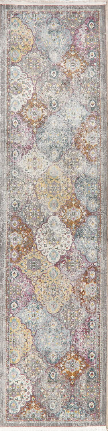 Vintage Style Distressed Heat-Set Area Rugs image 17