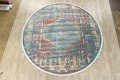 Vintage Style Distressed Heat-Set Area Rugs image 41