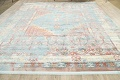 Vintage Style Distressed Heat-Set Area Rugs image 56