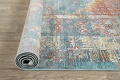 Vintage Style Distressed Heat-Set Area Rugs image 57