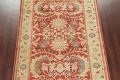 Floral Red Oushak Egyptian Area Rug 6x9 image 3