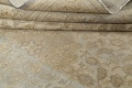 Muted Distressed Antique Kashan Persian Area Rug 7x10 image 22