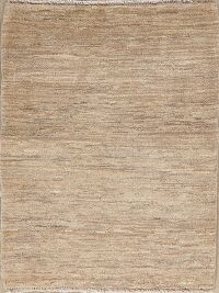 Contemporary Gabbeh Modern Persian Area Rug 3x4