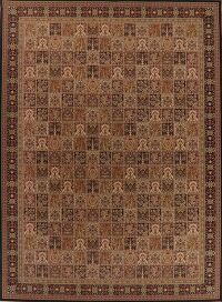 Garden Design Bakhtiari Turkish Large Rug 11x15