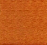 Solid Orange Gabbeh Modern Square Area Rug 5x5