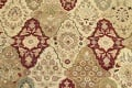 All-Over Floral Agra Oriental Area Rug 8x10 image 4