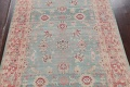 Vegetable Dye Oushak Egyptian Area Rug 9x12 image 3