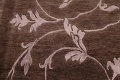 All-Over Floral Brown Art & Craft Oriental Area Rug 8x10 image 9