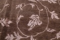 All-Over Floral Brown Art & Craft Oriental Area Rug 8x10 image 10