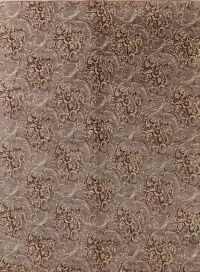 Floral Art & Craft Oriental Area Rug 9x12