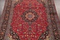 Floral Kashmar Red Persian Area Rug 8x11 image 3