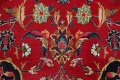 Floral Kashmar Red Persian Area Rug 8x11 image 10