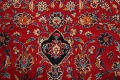 Floral Kashmar Red Persian Area Rug 8x11 image 11