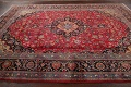 Floral Kashmar Red Persian Area Rug 8x11 image 15
