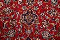 Traditional Floral Red Kashan Persian Area Rug 6x10 image 11