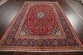Traditional Floral Red Kashan Persian Area Rug 6x10 image 16