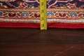 Traditional Floral Red Kashan Persian Area Rug 6x10 image 20