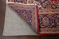 Traditional Floral Red Kashan Persian Area Rug 6x10 image 7