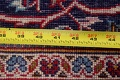 Traditional Floral Red Kashan Persian Area Rug 6x10 image 21