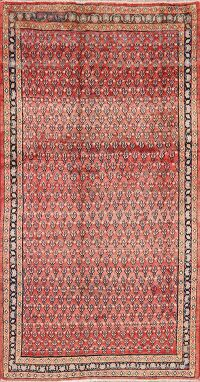 Vintage All-Over Botemir Persian Area Rug 4x8