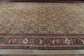 Antique Pre-1900 Sultanabad Persian Rug 13x22 Large image 17