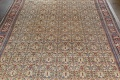 Antique Pre-1900 Sultanabad Persian Rug 13x22 Large image 3