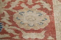 Antique Floral Sultanabad Persian Area Rug 10x16 Large image 9