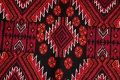 Geometric Red Balouch Persian Area Rug 3x6 image 9