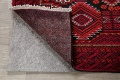 Geometric Red Balouch Persian Area Rug 3x6 image 7