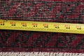 Geometric Red Balouch Persian Area Rug 3x6 image 21