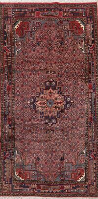 Geometric Malayer Persian Area Rug 5x10