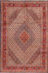 Geometric Mood Persian Area Rug 7x10