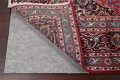 Floral Red Mashad Persian Area Rug 6x10 image 7