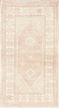 Muted Color Anatolian Turkish Area Rug 2x4