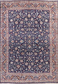 Vintage Floral Mood Persian Area Rug 9x13