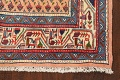 All-Over Peach Botemir Persian Runner Rug 3x14 image 5