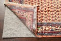 All-Over Peach Botemir Persian Runner Rug 3x14 image 7